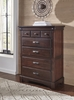 A-America - Kalispell 5 Drawer Chest - KALRM5600