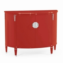 Accent Cabinets by Jonathan Charles Fine Furniture