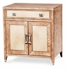 AICO by Michael Amini - Biscayne West Nightstand in Sand - 80040-102