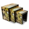 AICO by Michael Amini - Illusions Nesting Tables (Set of 3) - FS-ILUSN-039