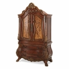 AICO by Michael Amini - Chateau Beauvais Armoire in Noble Bark