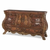 AICO by Michael Amini - Chateau Beauvais Dresser in Noble Bark - 75050-39