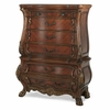 AICO by Michael Amini - Chateau Beauvais Gentleman's Chest in Noble Bark