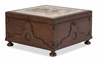 AICO by Michael Amini - Discoveries Trunk w/ Stone Etched Inlayed - ACF-TNK-001
