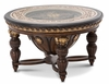 AICO by Michael Amini - Discoveries Versailles Round Cocktail Table - ACF-OCC-VSLS-306
