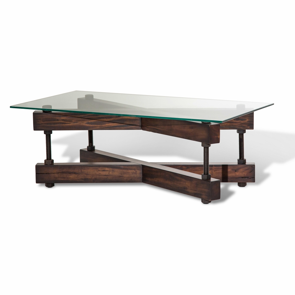 9137822dedc3 AICO by Michael Amini - Freestanding Killington Retangular Cocktail Table -  FS-KLGTN201. Hover to zoom