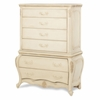 AICO by Michael Amini - Lavelle 6 Drawer Chest in Blanc