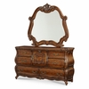 AICO by Michael Amini - Lavelle Cottage Dresser and Mirror in Melange