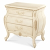AICO by Michael Amini - Lavelle Nightstand in Blanc - 54040-04