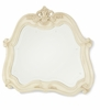 AICO by Michael Amini - Lavelle Sideboard Mirror in Blanc - 54067-04