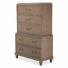 AICO by Michael Amini - Tangier Coast 5 Drawer Chest in Desert Sand