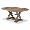 AICO by Michael Amini - Tangier Coast Rect. Dining Table in Desert Sand