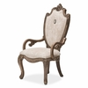 AICO by Michael Amini - Villa di Como Arm Chair in Heritage - 9053004-207