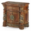 AICO by Michael Amini - Villa Valencia Bedside Chest in Classic Chestnut - 72040-55