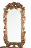 AICO by Michael Amini - Villa Valencia Decorative Mirror in Classic Chestnut - 72041-55