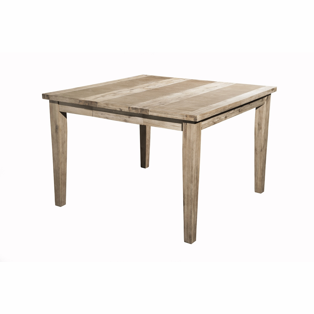 Alpine Furniture Aspen Extension Pub Table With Butterfly Leaf 8812 03