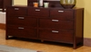 Alpine Furniture - Camarillo 7 Drawer Dresser - TA-03