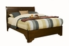Alpine Furniture - Chesapeake Queen Size Low Footboard Sleigh Bed - 3200Q