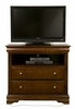 Alpine Furniture - Chesapeake Tv Media Chest with 2 Drawers - 3200-11