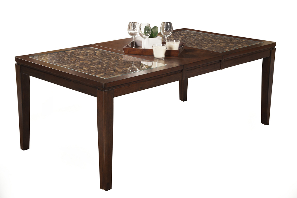 Alpine Granada Extension Table 1437 Dining W Butterfly Leaf Furniture 01 nyvm0wO8N