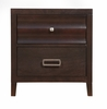 Alpine Furniture - Legacy 2 Drawer Nightstand - 1788-02