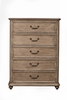 Alpine Furniture - Melbourne 5 Drawer Chest - 1200-05