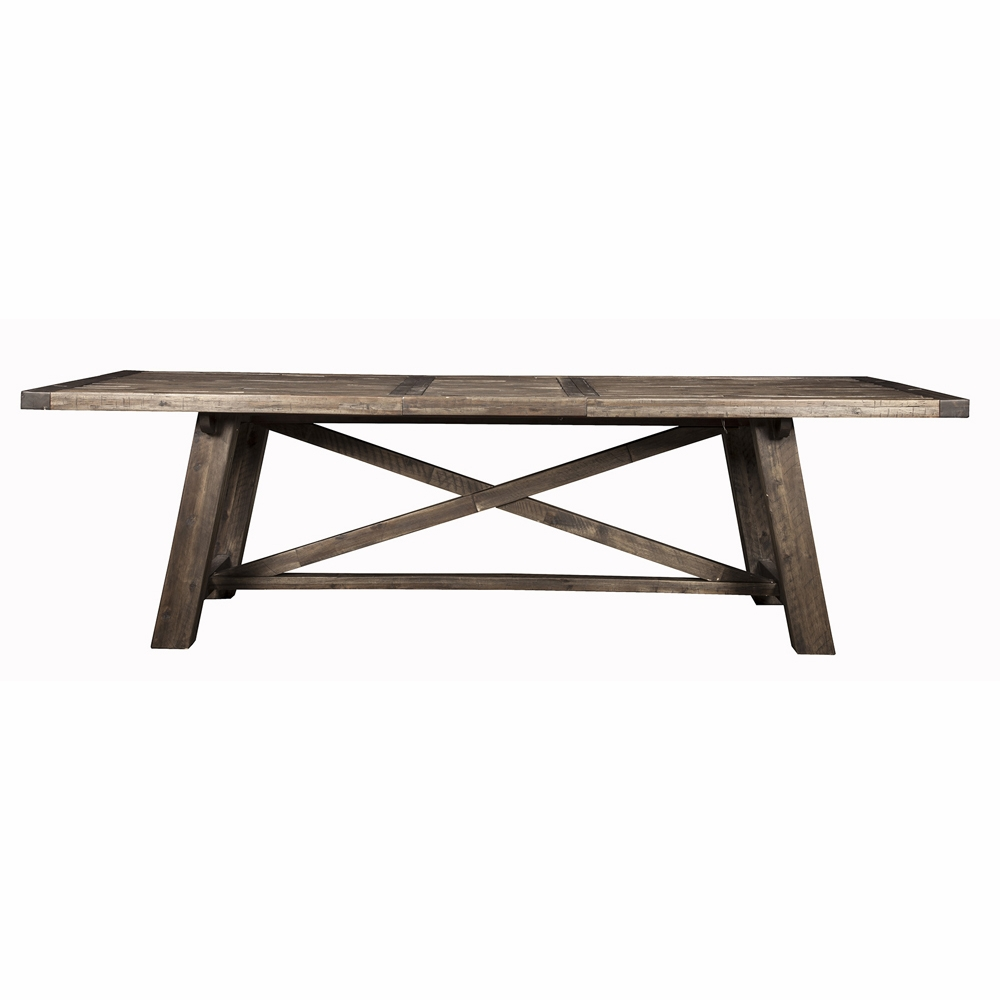 Alpine Furniture Newberry Extension Dining Table 1468 22