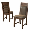Alpine Furniture - Pierre Side Chair  Set of 2 - 8104-02