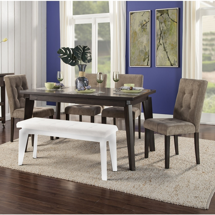 Alpine Furniture - Uptown 7-Piece Dining Set