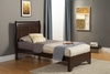 Alpine Furniture - West Haven Twin Low Footboard Sleigh Bed - 2200T