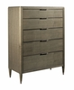 American Drew - Ad Modern Classics Maxwell Five Drawer Chest - 603-215