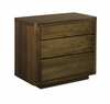 American Drew - Ad Modern Organics Hays Three Drawer Nightstand - 600-420