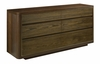 American Drew - Ad Modern Organics Howard Six Drawer Dresser - 600-130