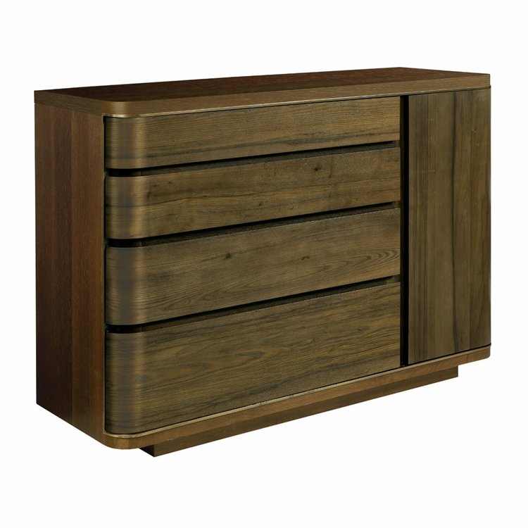 American Drew - Ad Modern Organics Spencer Drawer/Door Dresser - 600-131