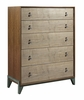 American Drew - Ad Modern Synergy Motif Maple Drawer Chest - 700-215
