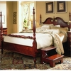 American Drew - Cherry Grove Low Poster King Bed - 791-386R