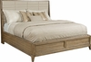 American Drew - Evoke Queen Uph Sheltered Bed - 509-313R