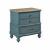 American Drew - Litchfield Moray Nightstand - Blue - 750-420B