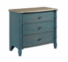 American Drew - Litchfield Sundown Accent Chest - Blue - 750-935B