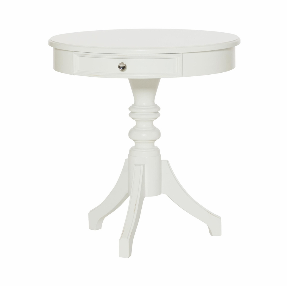 American Drew Lynn Haven Round Accent Table Kd 416 916