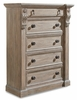 ART Furniture - Arch Salvage Jackson Drawer Chest - Parch - 233150-2802