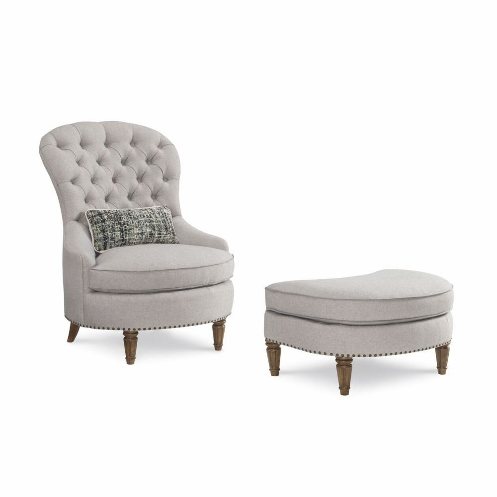 Stupendous Art Furniture Collection One Uph Christiansen Ottoman Tufted Accent Chair 517505 5001S2 Ibusinesslaw Wood Chair Design Ideas Ibusinesslaworg