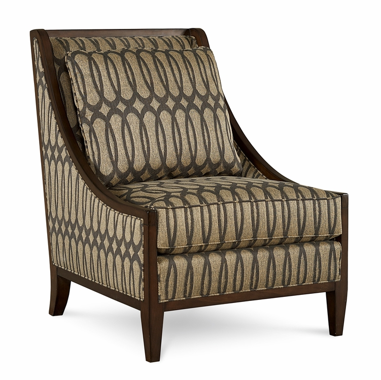 Art Furniture - Harper Mineral Accent Chair - 161503-5036AA