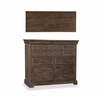 Art Furniture - St. Germain Large Dresser - 215131-1513