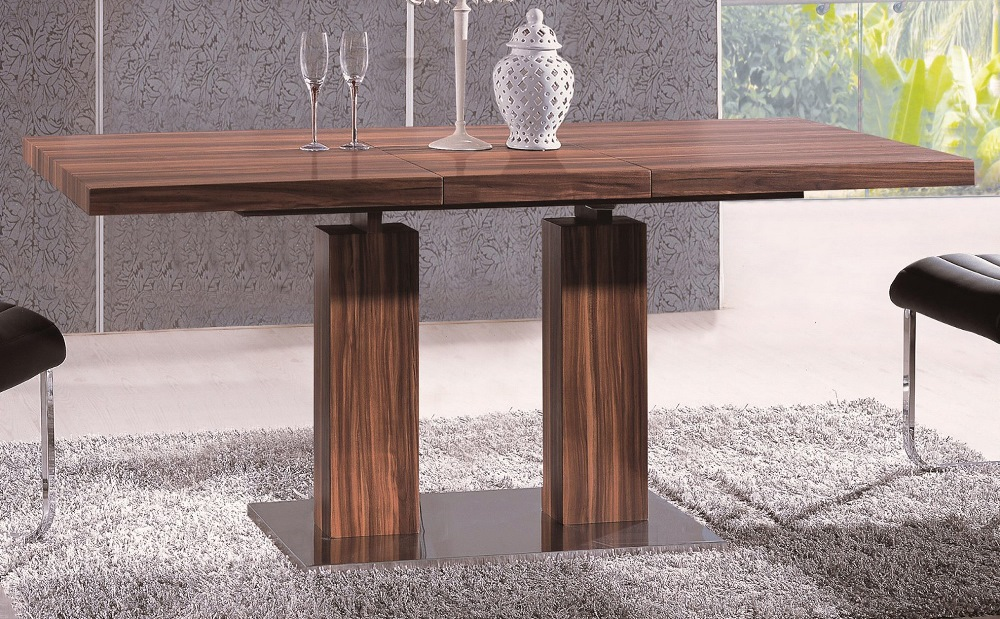 Athome USA - Veneer Expandable Dining Table - DT20101