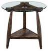 Bassett Mirror - Bennis Round End Table - 3376-LR-220