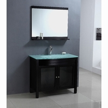 Bathroom Vanities and Mirror Sets