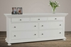 Bebe Furniture - Soraya 7 Drawer Dresser - 8200