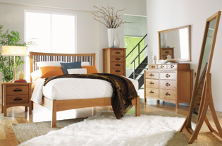 Bedroom Furniture Made in the USA