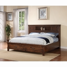 Bedroom Queen All Beds by Legends Furniture
